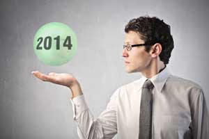 Five Predictions for the Rest of 2014