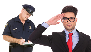 Why Self-Policing/Reporting Makes Sense