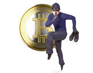 Bitcoins Easy to Steal