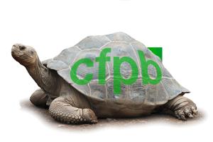 The CFPB's Sluggish Streamlining Pace