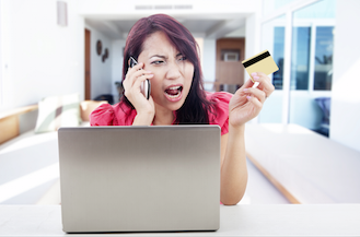 What's Steaming Consumers? Top Credit Card Complaints