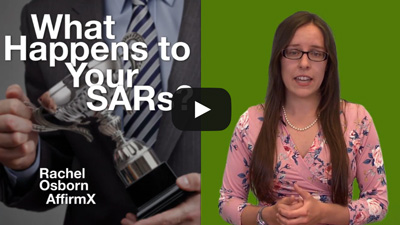 Risk Watch 128: What Happens to Your SARs?
