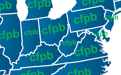 "New Jersey Seeks to ""Fill the Void"" from Trump CFPB Pullback"