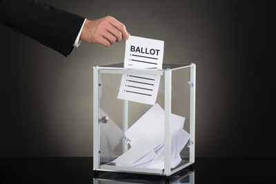 The Banking World Looks To The Ballots