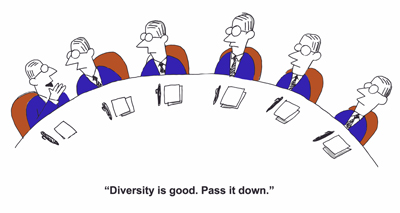 Diversity and Inclusion Failures at Large Banks May Impact All Credit Unions