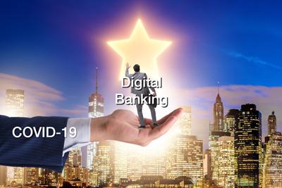 Digital Banking: the Rising Star of the Coronavirus Pandemic