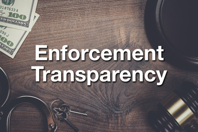 Agencies Issue Statement on Enforcement Actions for BSA/AML Violations